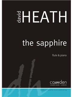 David Heath: The Sapphire Books | Flute, Piano Accompaniment
