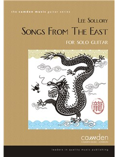 Lee Sollory: Songs From The East Books | Classical Guitar