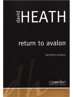 David Heath: Return To Avalon Books | Flute (Duet), Piano Accompaniment (Duet)