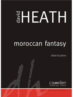 David Heath: Moroccan Fantasy Books | Oboe, Piano Accompaniment