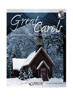 Great Carols: Arr. James Curnow - Trombone/Euphonium/Bassoon (+cd) Books and CDs | Bassoon, Euphonium, Trombone