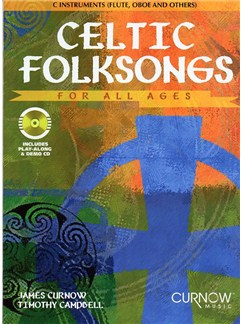 Celtic Folksongs For All Ages - C Instruments Books and CDs | C Instruments