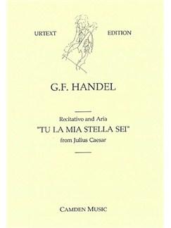 George Frideric Handel: Tu La Mia Stella Sei (Voice & Strings) Books | Voice
