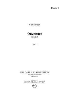 Carl Nielsen: Overture 'Helios' (Parts) Books | Orchestra