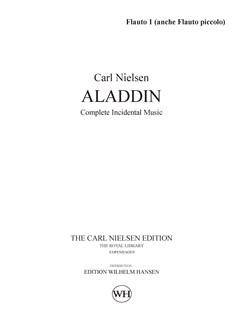 Carl Nielsen: Aladdin Op.34 (Parts) Books | Orchestra