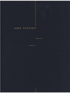 Carl Nielsen: Concertos (Score) Books | Violin, Clarinet, Orchestra, Flute