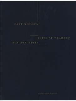 Carl Nielsen: Aladdin Suite (Score) Bog | Orkester