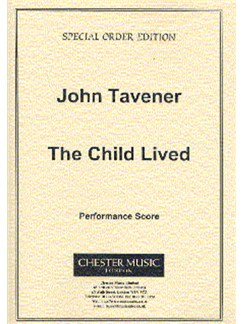 John Tavener: The Child Lived Books | Soprano, Cello