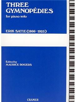 Erik Satie: Three Gymnopedies  -  Piano Solo Books | Piano