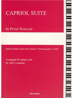Peter Warlock: Capriol Suite (Piano) Books | Piano