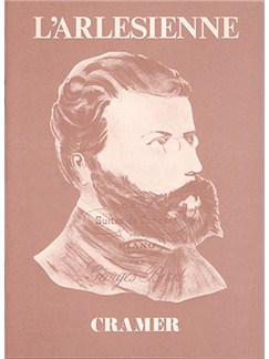 Georges Bizet:  L'Arlesienne Suite (Piano Duet) Books | Piano Duet