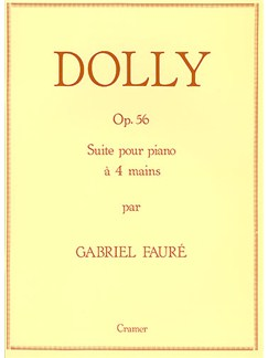 Faure: Dolly Suite Op.56  -  Piano Duet Books | Piano