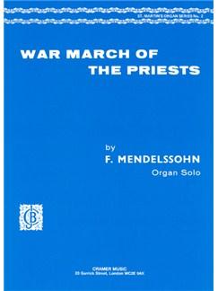 Felix Mendelssohn: War March Of The Priests (Organ) Books | Organ