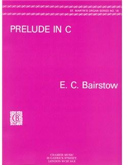Edward Bairstow: Prelude In C Organ Books | Organ