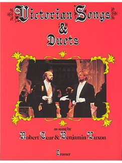 Victorian Songs and Duets Books | Voice