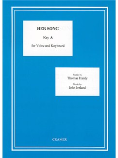 John Ireland: Her Song (In A) Books | Voice, Piano Accompaniment