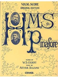 Sullivan: H.M.S. Pinafore  -  Vocal score Books | Opera