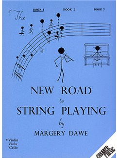 Margery Dawe: New Road To String Playing - Violin Book One Books | Violin
