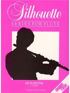 Gabriel Faure: Sicilienne (Flute) Books | Flute, Piano Accompaniment