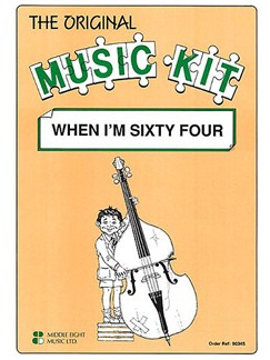 The Original Music Kit: When I'm Sixty Four Books | Ensemble