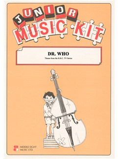 Junior Music Kit: Dr.Who Theme Books | Flexible Ensemble