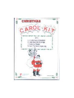 Various Christmas Carol Kit-set 2  Mk(X2) Books |