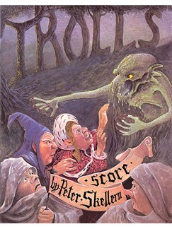 Peter Skellern: Trolls - School Musical Piano Vocal Books | Piano & Vocal