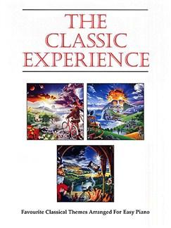 The Classic Experience (Easy Piano) Books   Piano