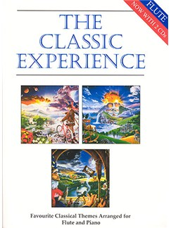Classic Experience  -  Flute Books | Flute