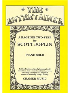 Scott Joplin: The Entertainer Books | Piano
