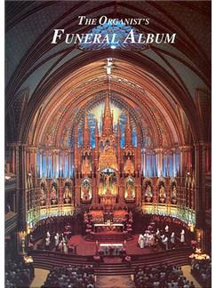 Organist's Funeral Album Books | Organ