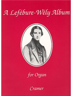 Lefebure-Wely Album - Organ Books | Organ