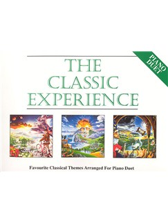 The Classic Experience (Piano Duet) Books | Piano Duet