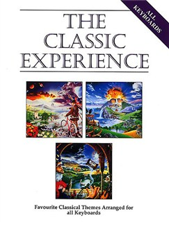 The Classic Experience  (All Keyboards) Books | Piano (with Chord Symbols)