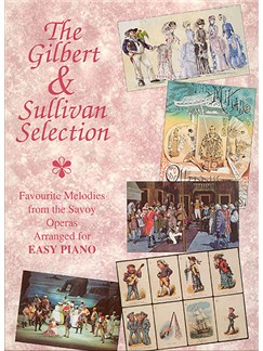 The Gilbert And Sullivan Selection Books | Voice, Piano