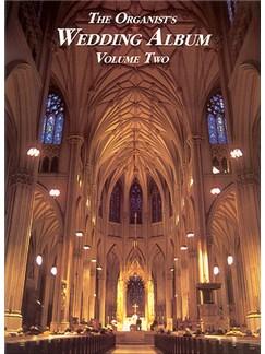 The Organist's Wedding Album Volume 2 Books | Organ