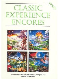 Classic Experience Encores  (Violin) Books | Violin