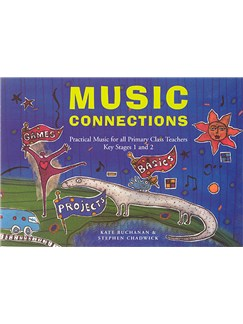 Kate Buchanan/ Stephen Chadwick: Music Connections Books and CDs | Voice, Piano Accompaniment