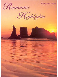 Romantic Highlights - Flute Books | Flute, Piano Accompaniment