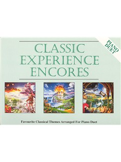 Classic Experience Encores (Piano Duet) Books | Piano Duet