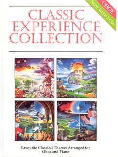 Classic Experience Collection (Oboe) Books and CDs | Oboe, Piano Accompaniment