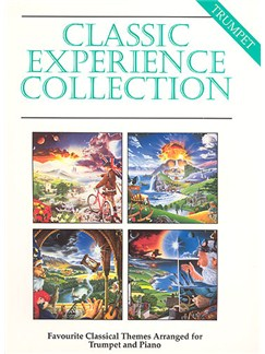 Classic Experience Collection (Trumpet) Books | Trumpet, Piano Accompaniment
