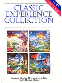 Classic Experience Collection (Horn) Books and CDs | Horn, Piano Accompaniment
