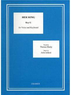 John Ireland: Her Song Books | Voice, Piano Accompaniment