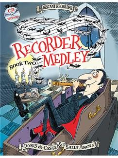Descant Recorder Medley - Book 2 Books and CDs | Descant Recorder