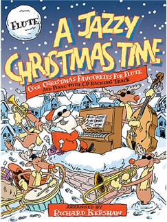 A Jazzy Christmas Time - Flute Books and CDs | Flute