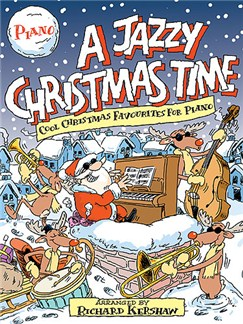 A Jazzy Christmas Time - Piano Books | Piano