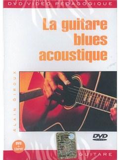 La Guitare Blues Acoustique DVDs / Videos | Guitar