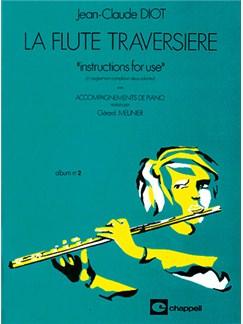 La Flûte Traversière - Album n.2 Livre | Flûte Traversière