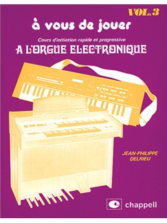 À Vous de Jouer, Volume 3 Books | Keyboard